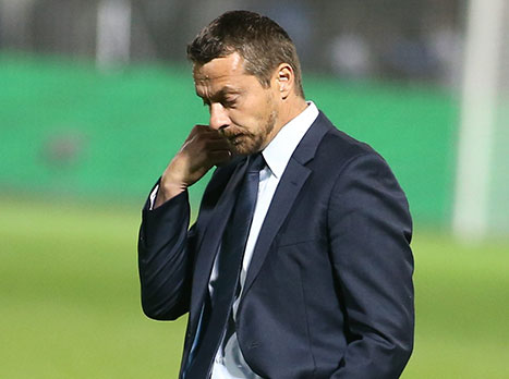 האם יוקאנוביץ' יעזוב? עבור זהבי זה לא משמעותי (צילום: אלן שיבר)
