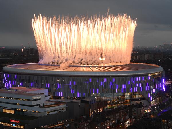 הבוננזה הכלכלית: האצטדיון החדש של טוטנהאם (Mike Hewitt / Staff)