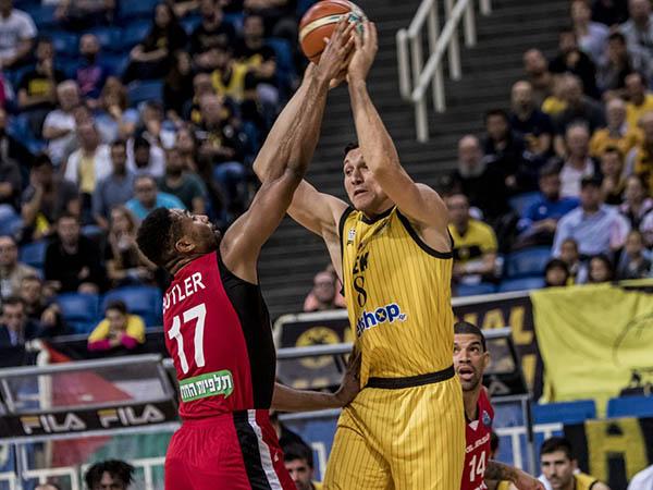 """ירושלים מול אא""""ק נפגשות שוב (FIBA)"""