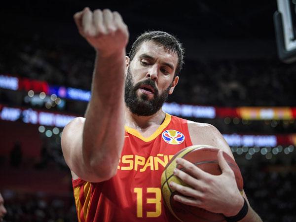 גאסול, דאבל מרשים (FIBA)