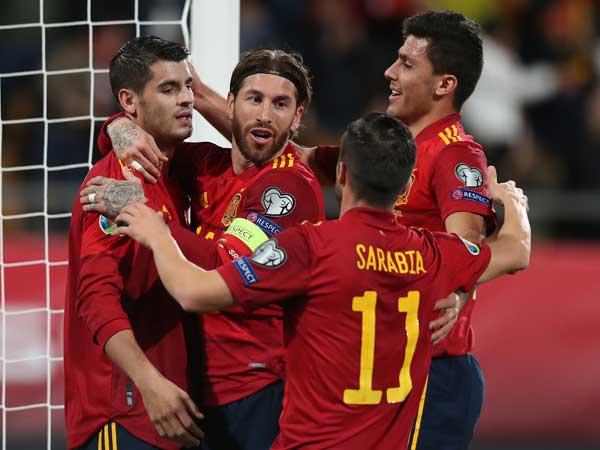 נבחרת ספרד. יותר נציגים לוויאריאל מברצלונה וריאל ביחד (Getty)