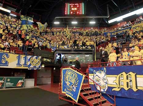 הקהל הצהוב במילאנו. גם לו חלק (אלן שיבר)