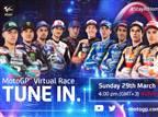 15:40: מרוץ בעולם הווירטואלי במוטו GP