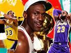 ג'ורדן ועוד 73: הכי גדולים בתולדות ה-NBA