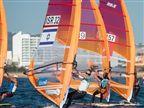 ספיצ'קוב הישראלית המובילה באליפות אירופה