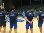 נבחרת ישראל מתכוננת למוק' אליפות אירופה