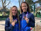 הישג: מדליית ארד לישראל בשחייה אמנותית