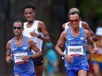 טפרי סיים במקום ה-13 במרתון, זהב לקיפצ'וגה