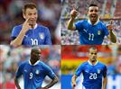 ההצלחות של איטליה לא באמת תלויות בחלוצים