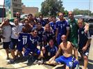 חופים: ישראל באליפות אירופה דרג ב'