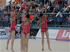 התעמלות אומנותית: ארד לנבחרת בגביע העולם