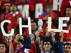 צ'ילה מכינה את הגמר הכי ביתי (AFP)