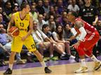 קשה בליגה: ירושלים הובסה 99:76 בחולון