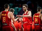 ספרד חגגה על גרמניה בדרך לחצי