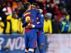 דמבלה וסוארס. שניהם כבשו (FC Barcelona)