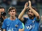 אגדות איטליה נפרדו מפירלו במשחק הוקרה