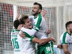"""לוהטת: 0:2 ענק למכבי חיפה מול ב""""ש בטרנר"""