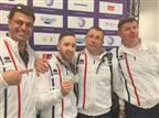 שוב סגן אלוף אירופה: דולגופיאט זכה בכסף