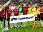 גרמניה זוכרת: נאבקים באנטישמיות במגרשים