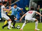 עוד הפתעה בקופה: 2:2 לאורוגוואי מול יפן