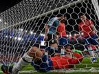 אורוגוואי ניצחה את צ'ילה ועלתה לרבע מהפסגה