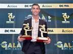 פרס ניחומים: רונאלדו שחקן העונה באיטליה