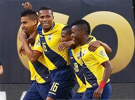אקוואדור חגגה בדרך לרבע הגמר