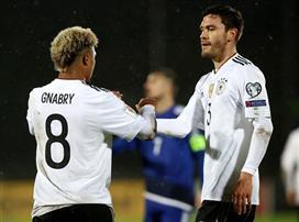 טיול: 0:8 לגרמניה, שלושער לגנאברי