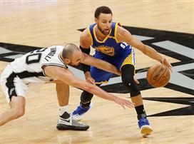 סוויפ וגמרנו: גולדן סטייט בגמר ה-NBA