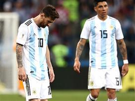 הסיוט נמשך: 0:3 מוחץ לקרואטיה על ארגנטינה