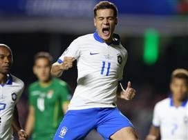 קוטיניו סידר לברזיל 0:3 במשחק הפתיחה