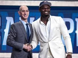 אמריקה חיכתה לו: זאיון מגיע ל-NBA