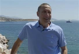 דיוויד בלאט מדבר על ההתמודדות עם המחלה טרשת נפוצה