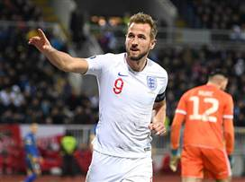 קיין כבש שוב, אנגליה הביסה 0:4 את קוסבו