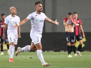 שער ענק לפלקושצנקו: 0:3 לחדרה על הפועל חיפה
