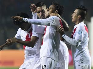 פרו במקום השלישי. צפו: 0:2 על פרגוואי