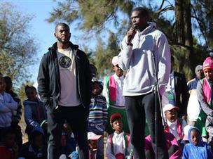 לראשונה: ה-NBA מגיע ליבשת אפריקה