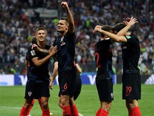 היסטוריה: קרואטיה בגמר אחרי 1:2 על אנגליה