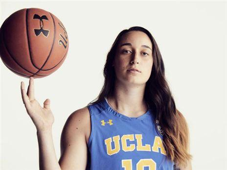 (צילום: UCLA WBB באדיבות א.ס רמת השרון)