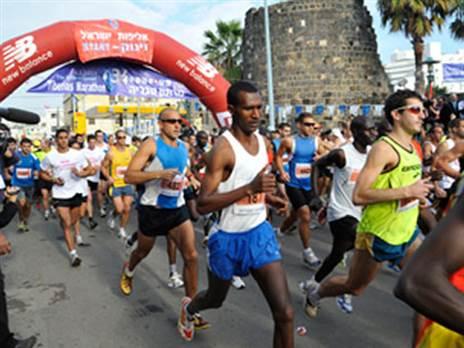 מרתון טבריה. ניצח את הקורונה