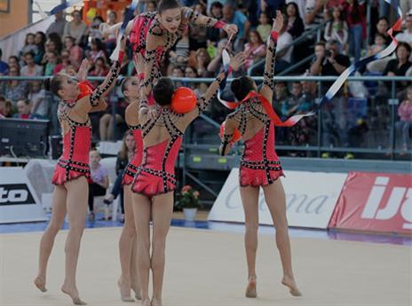 הישג נאה לנבחרת (באדיבות הוועד האולימפי בישראל)