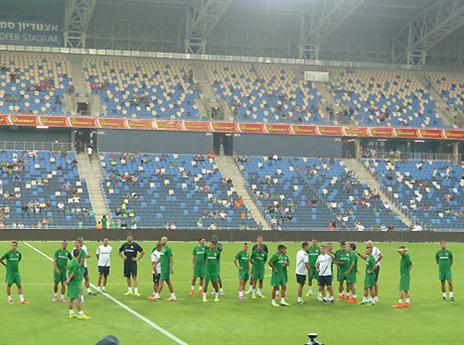 מהאצטדיון החדש בנתניה, לזה בחיפה. לויטה