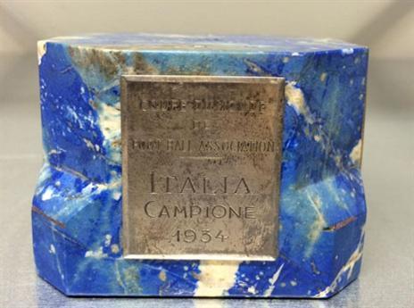 גם האזכור לאיטליה 1934 עוד שם (gettyimages)