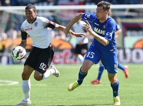 צ'זנה הפסידה 2:3 לסוסואלו וירדה לליגה השניה