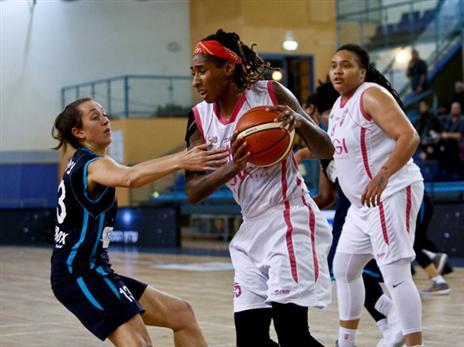 עוד ניצחון של חולון (מגד גוזאני, מנהלת ליגת העל לנשים בכדורסל)