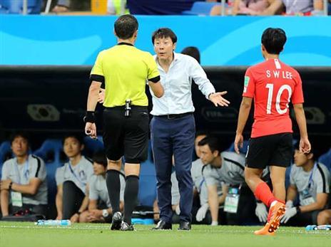 שין טאה-יונג, עדיין ללא נקודות במונדיאל (getty)