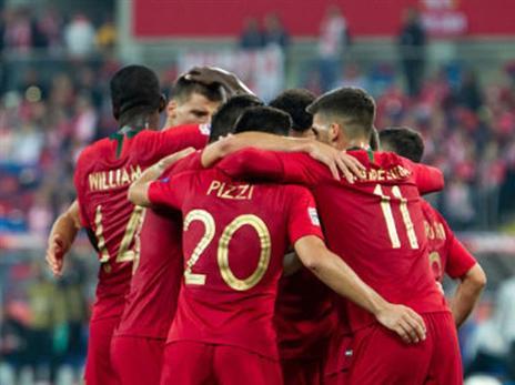 הפורטוגלים יעזרו לגרמניה? (Photo by Mateusz Wlodarczyk/NurPhoto via Getty Images)