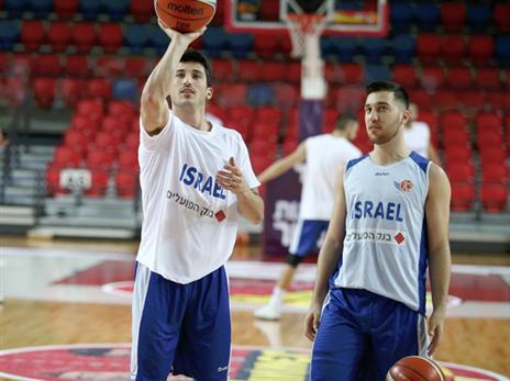 המומנטום מהניצחון על סרביה יימשך? (צילום: אלן שיבר)