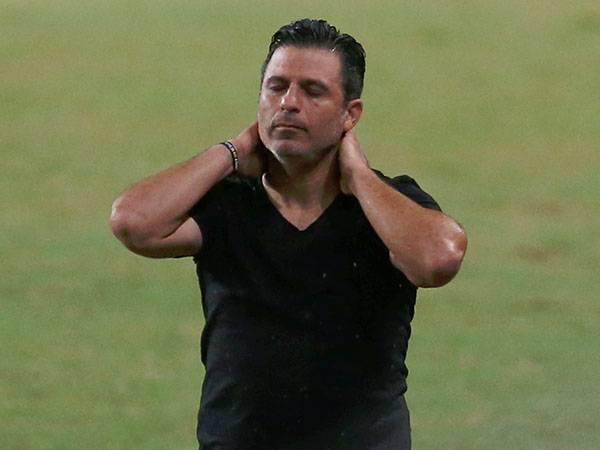 """מאמן כפ""""ס מאוכזב. חיים (צילום: אלן שיבר)"""