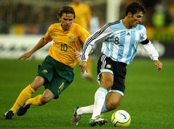 אם היה משחק במונידאל 2010, היה צובר עוד יותר הופעות. סאנטי